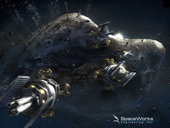 MADMEN Robot Swarm To Handle Incoming Asteroids?: Science ...