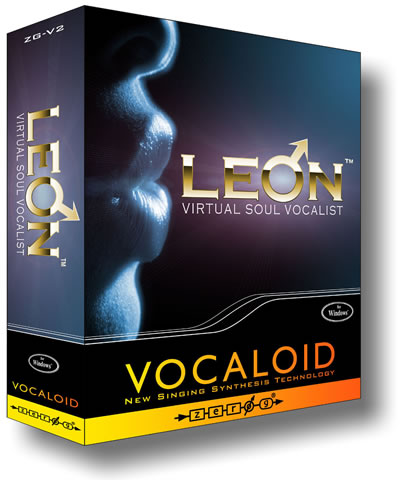 Leon Virtual Vocalist - Vocaloid Singing Synthesis