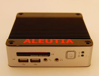 Aleutia E1 Solar Powered Linux Computer Science Fiction