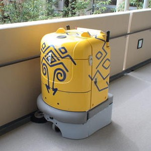 (Tondon Cleaning Robot)