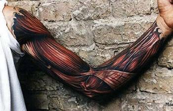 Tattoo Veins
