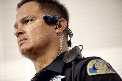 Head-Mounted Cameras For San Jose Police: Science Fiction in