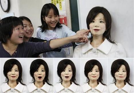 Humanoid robot!