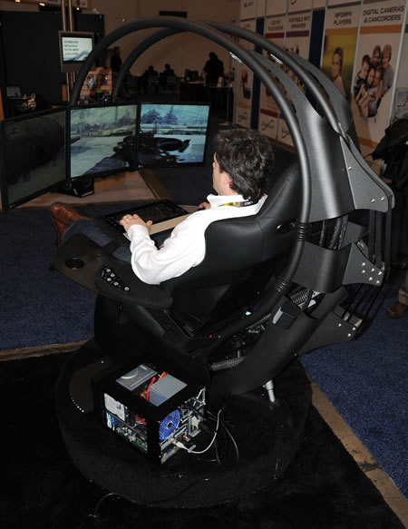 Emperor Gaming Station Like Sith Speeder Science Fiction