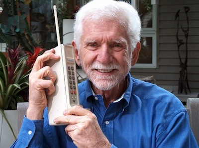 when was the cell phone invented