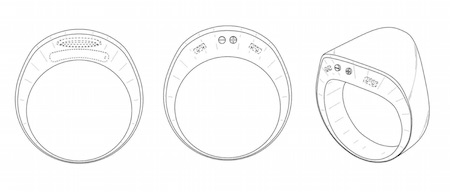 Samsung's Smart Ring : Science Fiction in the News